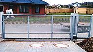 Pojezdové posuvné brány