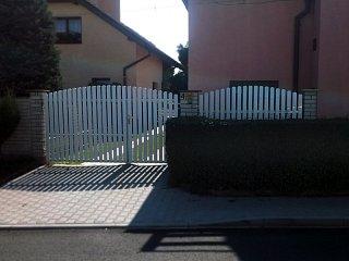 Křídlové vjezdové brány obr.č.: 10