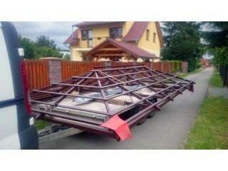 Ocelové konstrukce krovů obr.č.: 2 - Betonbau - Praha