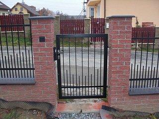 Zakázková výroba zábradlí, schodů a plotů obr.č.: 30