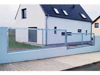 Zakázková výroba zábradlí, schodů a plotů obr.č.: 12