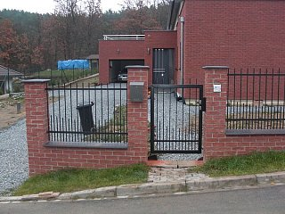 Zakázková výroba zábradlí, schodů a plotů obr.č.: 29