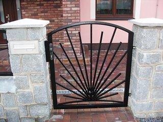 Zakázková výroba zábradlí, schodů a plotů obr.č.: 16