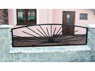 Zakázková výroba zábradlí, schodů a plotů obr.č.: 17