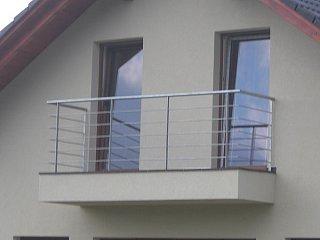 Zakázková výroba zábradlí, schodů a plotů obr.č.: 26
