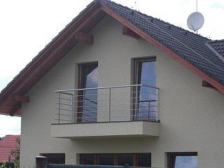 Zakázková výroba zábradlí, schodů a plotů obr.č.: 27